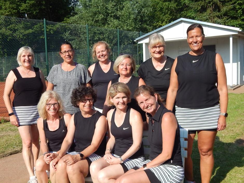 Damen 40 Mannschaft