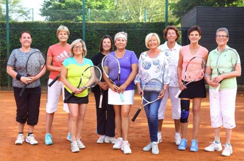 Damen 60 Mannschaft